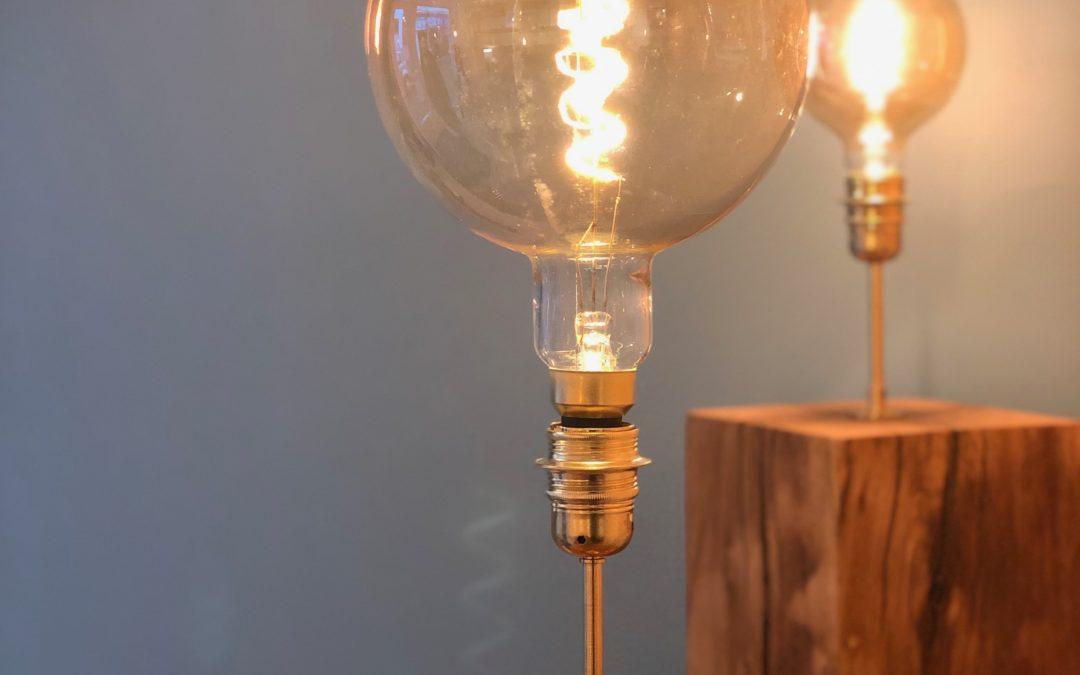 Création de luminaires